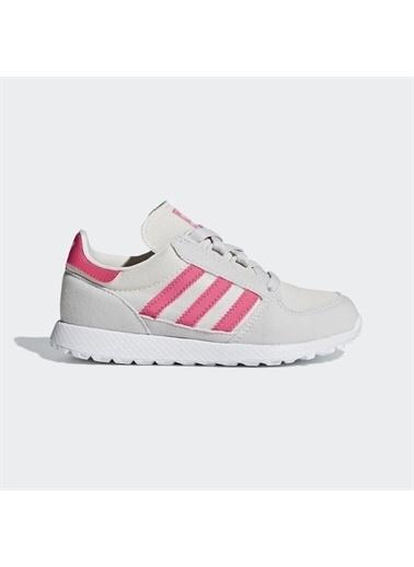 adidas Forest Grove C Çocuk Günlük Spor Ayakkabı B37748 Beyaz